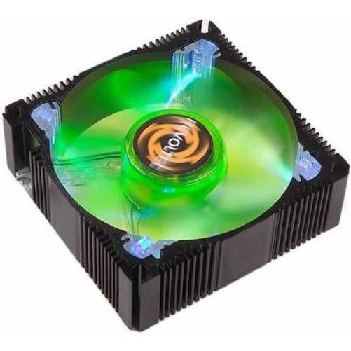 Revoltec RL030. Ventilador de Metal con Neon 80x80