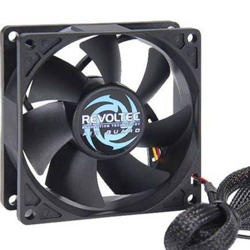 Revoltec RL037. Ventilador AirGuard 80x80x25