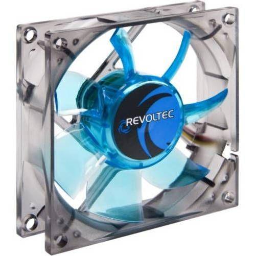 Revoltec RL064. Ventilador AirGuard PRO 80x80x25