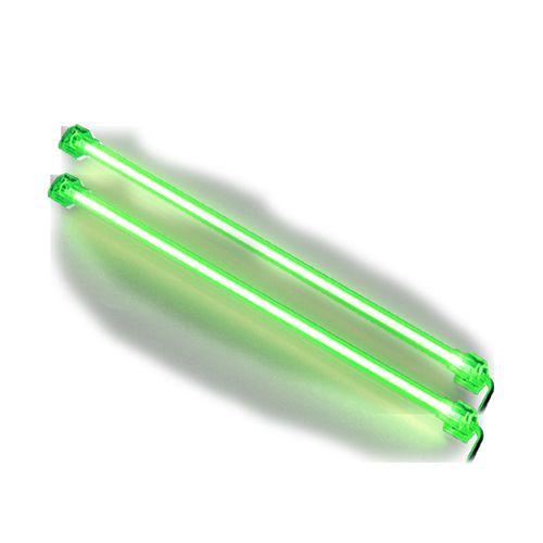 Revoltec RM125. Cátodo frio (CCFL) doble verde