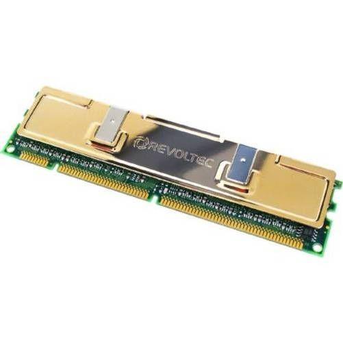 Revoltec RS010. Disipador de memoria Gold Edition