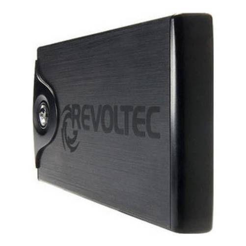 Revoltec RS064.  File Protector 2.5 SATA a USB 2.0 Negro