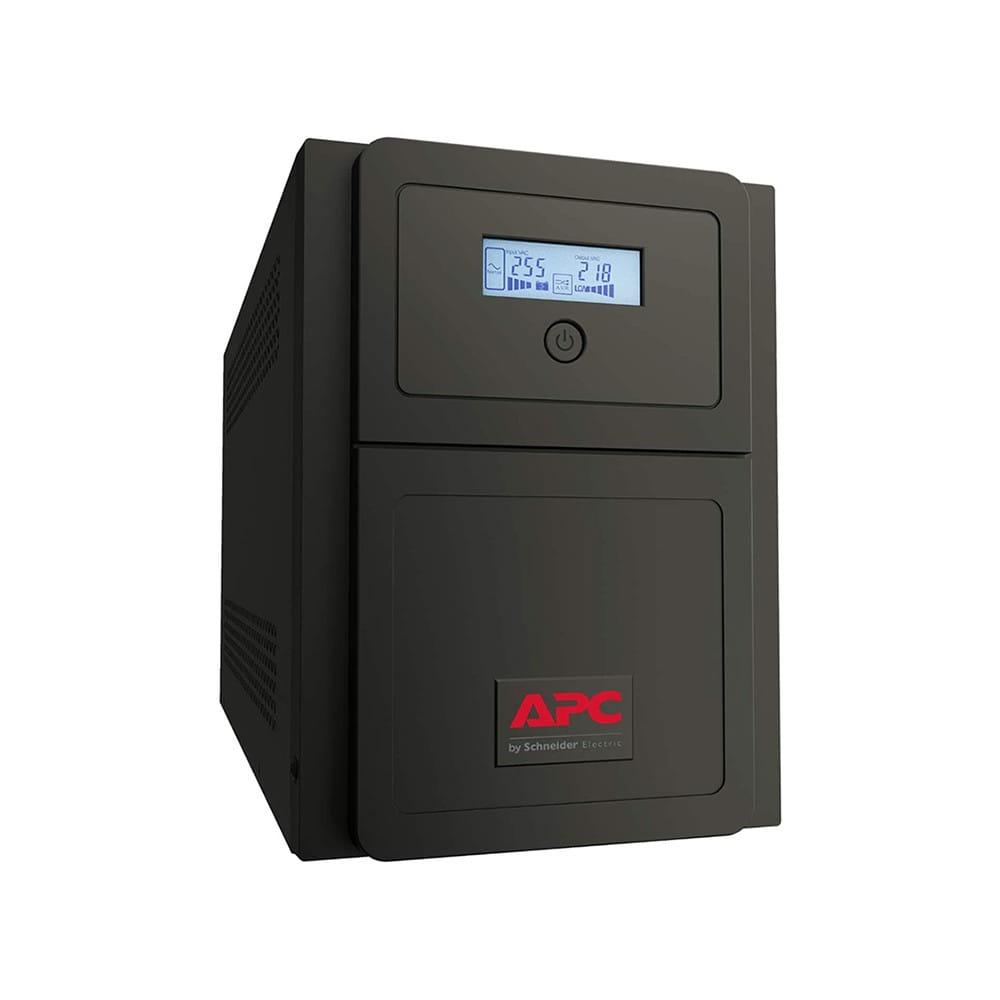 APC SAI Easy UPS SMV 1500 VA. 6 Salidas.
