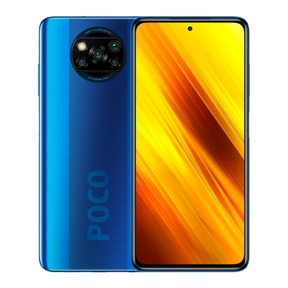 Xiaomi Pocophone X3 6Gb + 128Gb Azul
