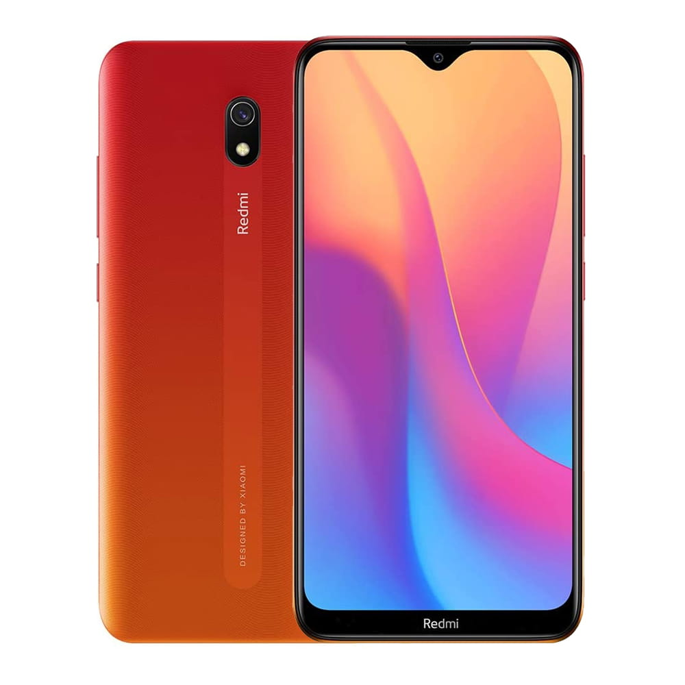 Xiaomi Redmi 8A 2Gb + 32Gb Rojo Puesta de Sol