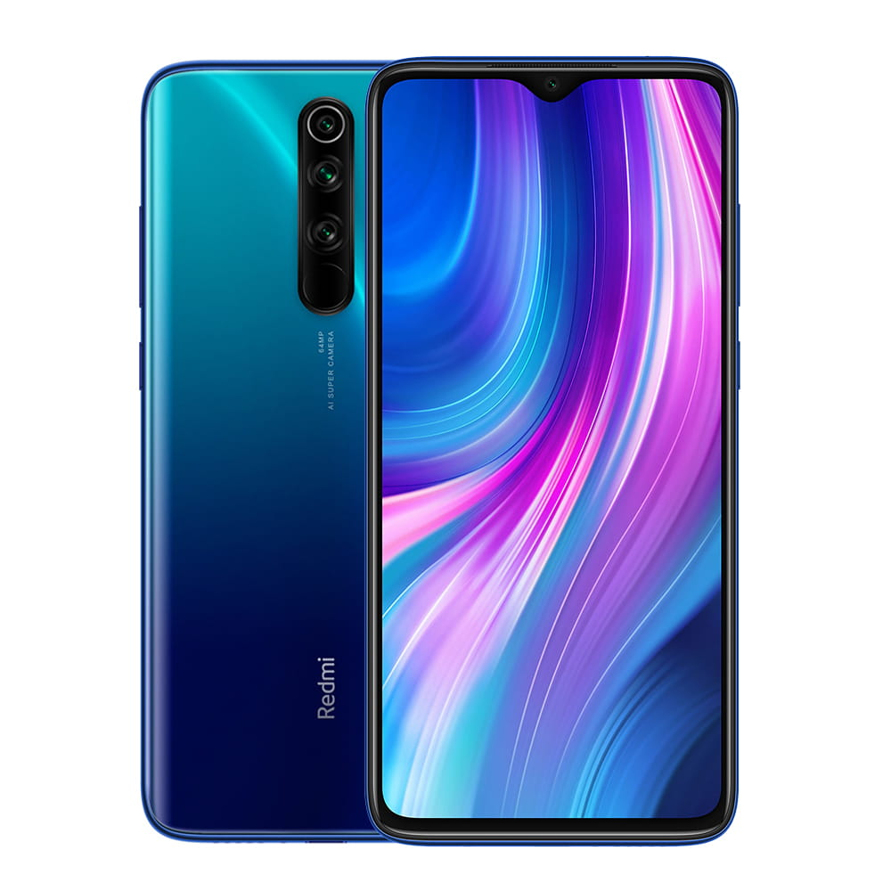Xiaomi Redmi Note 8 Pro 6Gb + 64GB Dark Blue