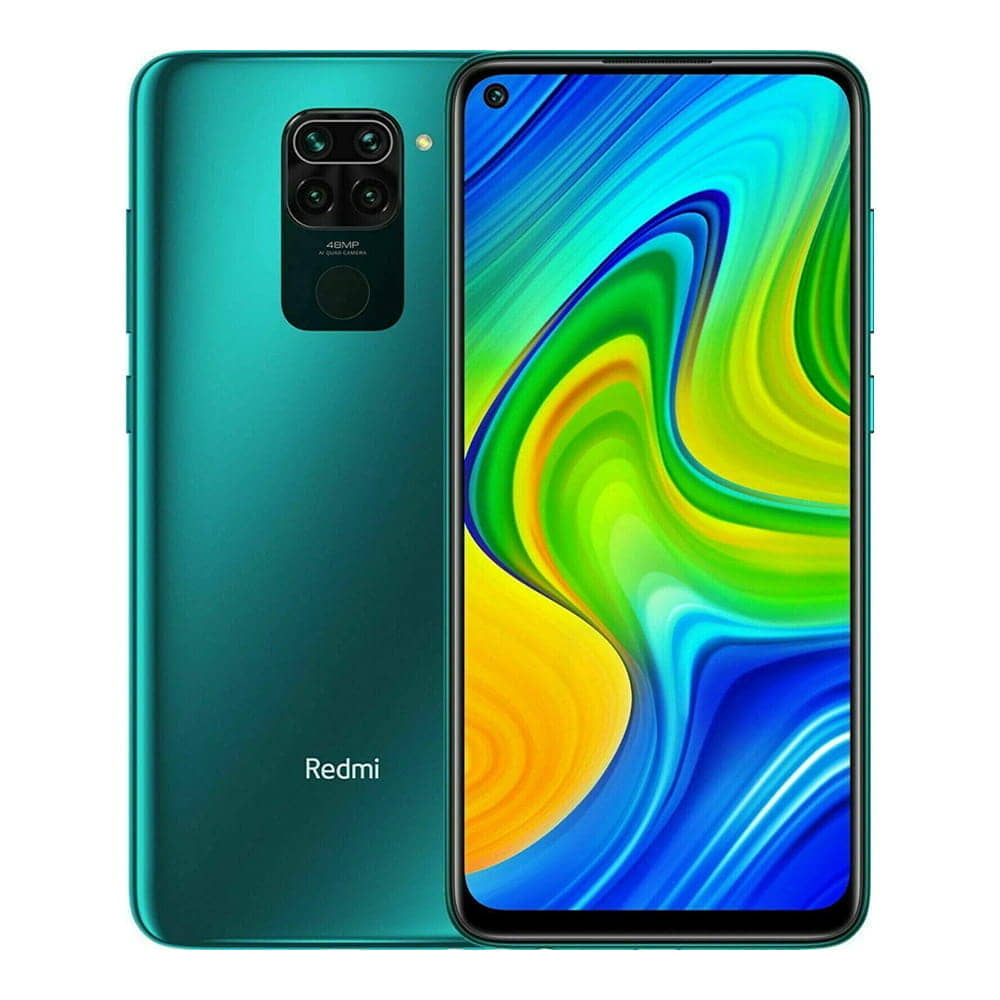 Xiaomi Redmi Note 9 4Gb + 128Gb Verde Bosque