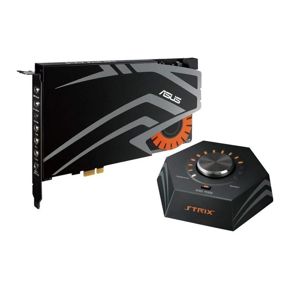 Asus Strix Raid Pro 7.1 PCIE