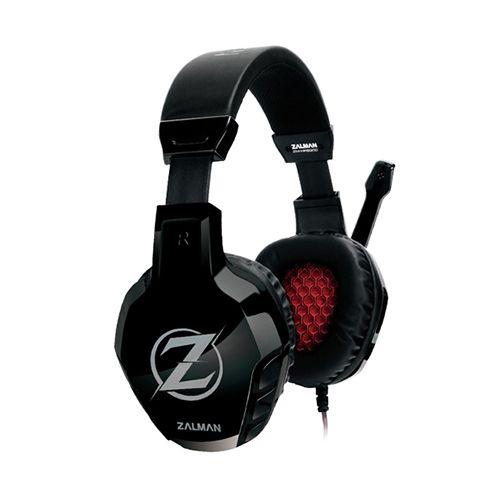 Zalman HPS300. Auricular gaming 50mm
