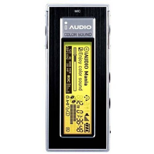 iAudio4 ColorSound Negro 256Mb con radio