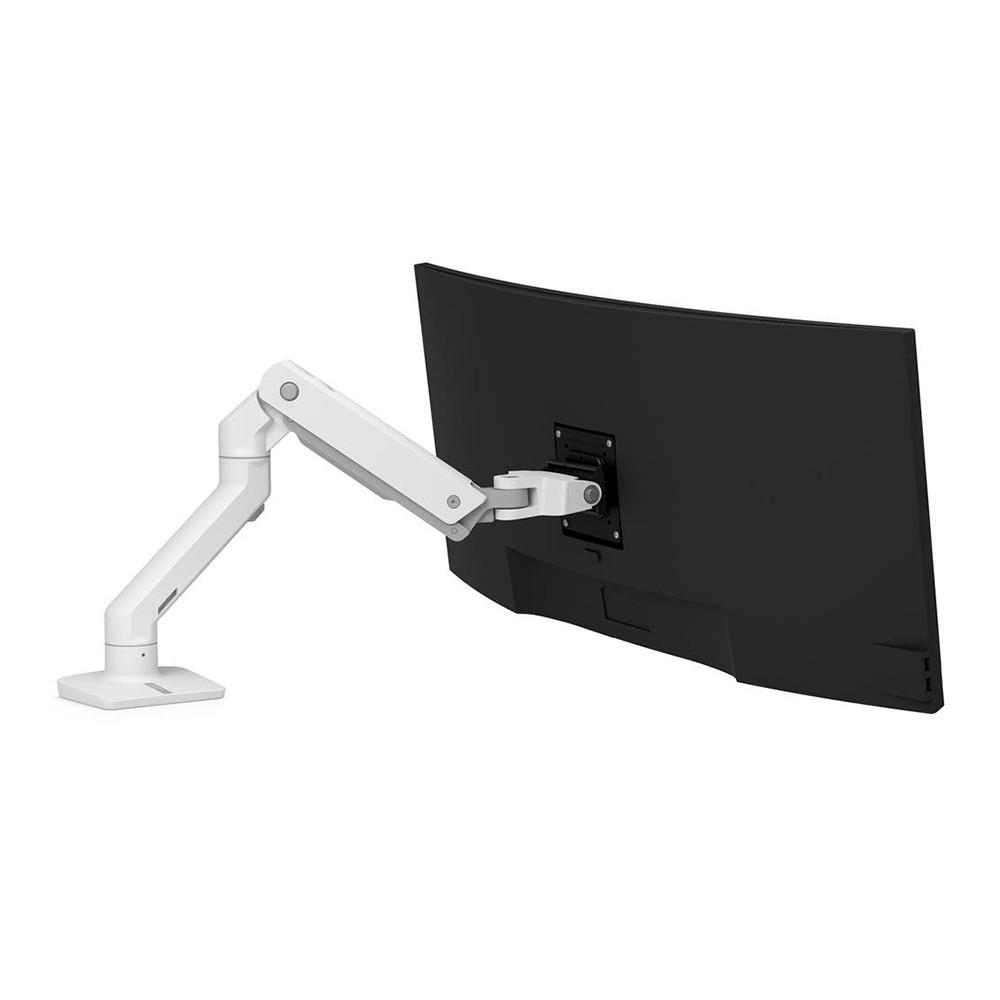 Ergotron Brazo de escritorio HX (blanco)