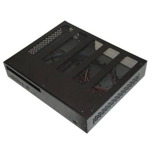 SilverStone PETIT PT05B negra. Mini-ITX