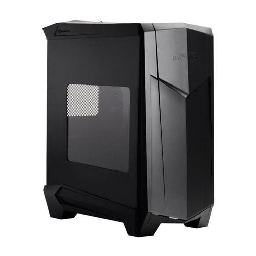 SilverStone Raven RV05B-W con Ventana con USB 3.0