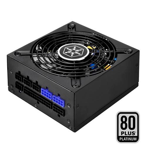 Silverstone SX700-LPT SFX 700W Semifanless (80Plus Platinum, vent. 120mm)