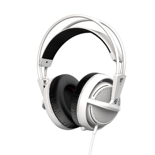 SteelSeries Siberia 200 Blanco