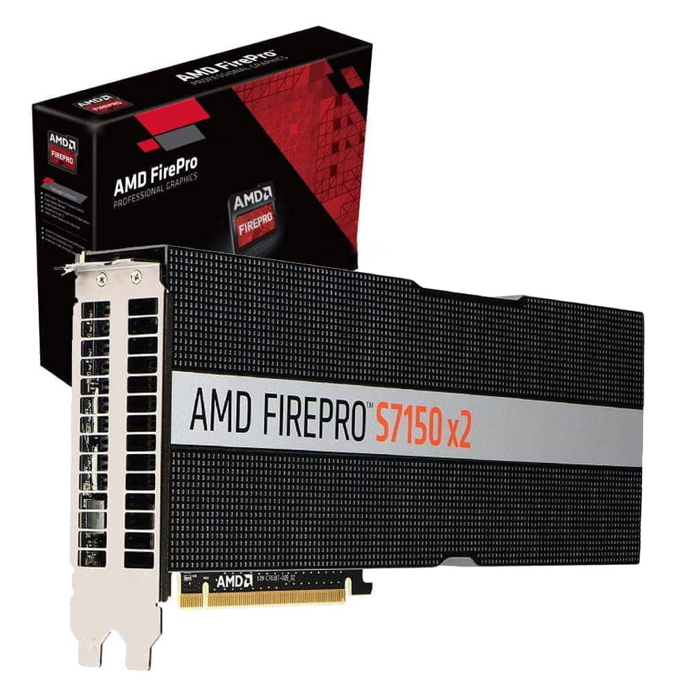 AMD FirePro S7150X2 16Gb GDDR5