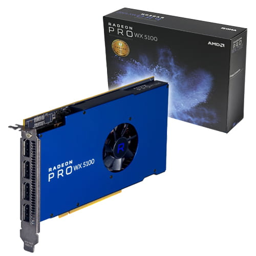 AMD Radeon Pro WX5100 8Gb GDDR5