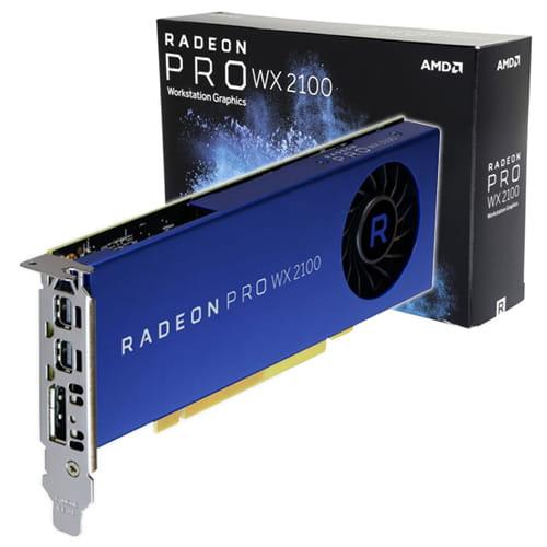 AMD Radeon Pro WX2100 2Gb GDDR5