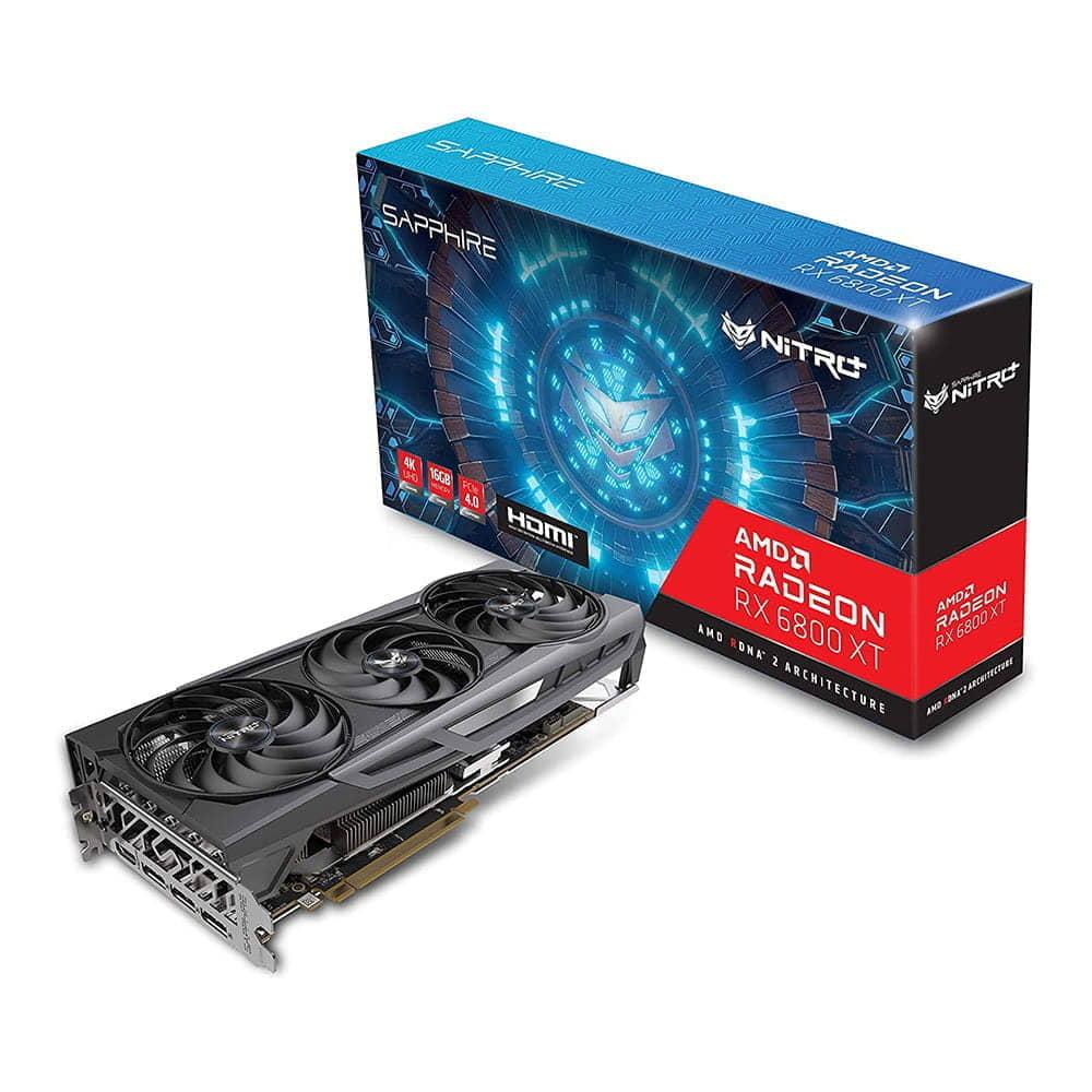Sapphire RX 6800 XT Nitro+ 16Gb GDDR6