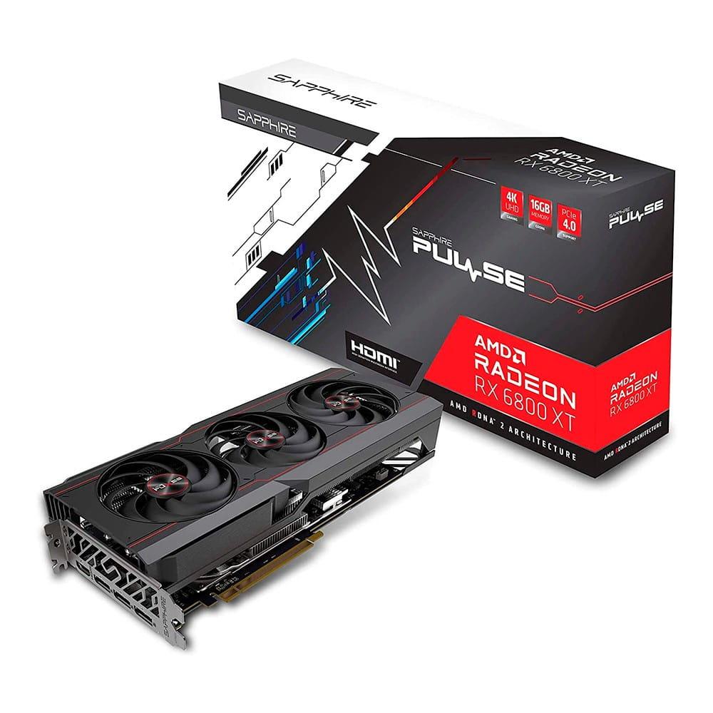 Sapphire RX 6800 XT Pulse 16Gb GDDR6