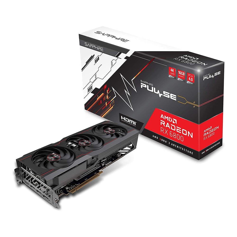Sapphire RX 6800 Pulse 16Gb GDDR6