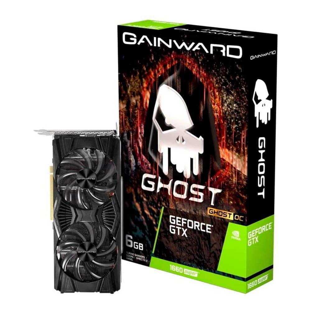Gainward GTX 1660 Super Ghost OC V1 6Gb GDDR6