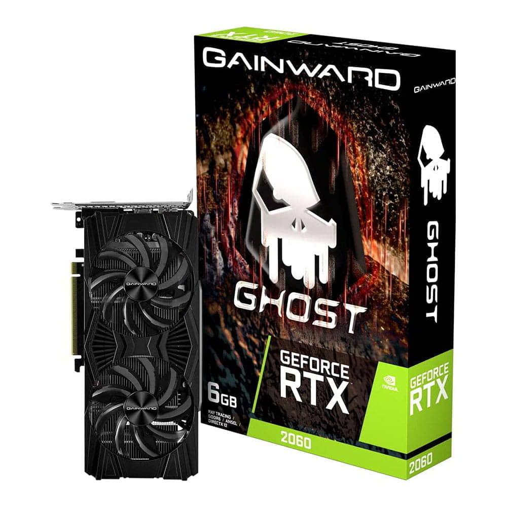 Gainward RTX 2060 6Gb GDDR6