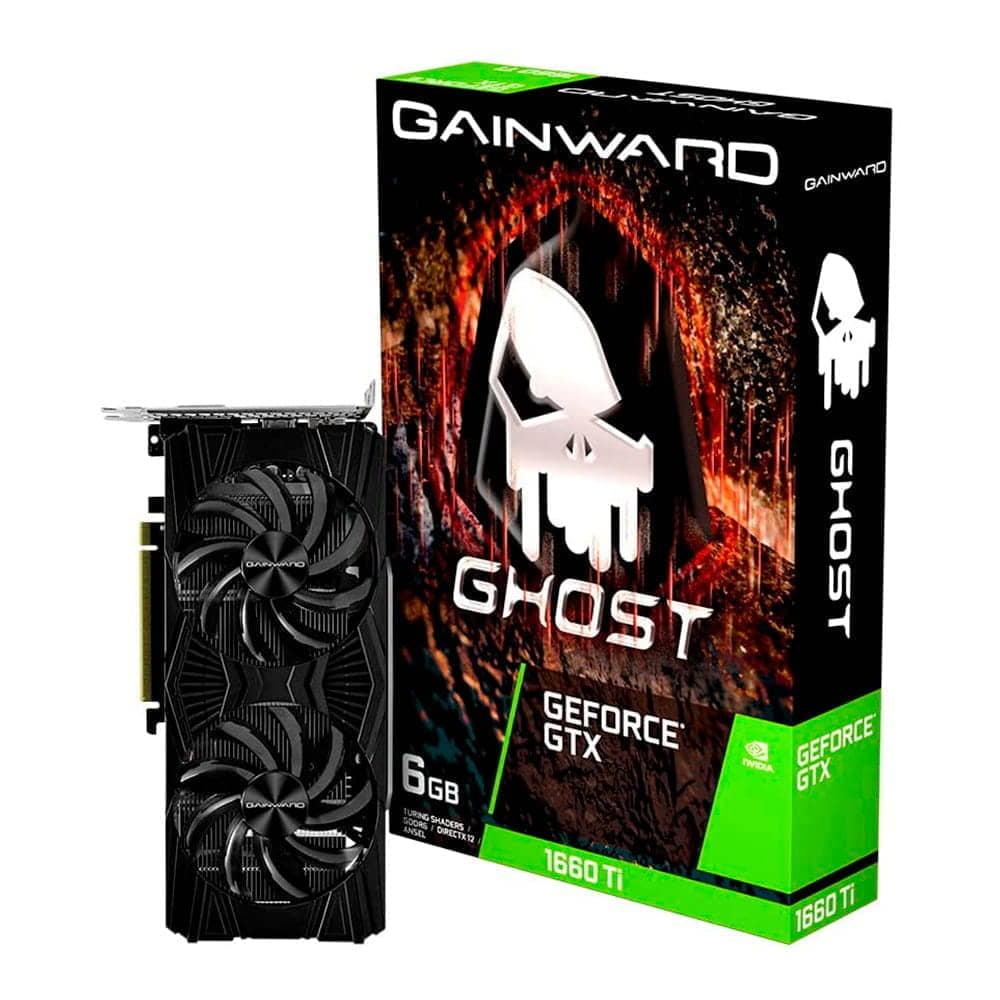 Gainward GTX 1660 Ti Ghost 6Gb GDDR6