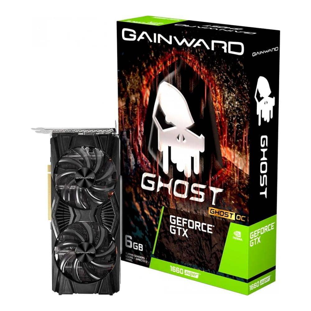 Gainward GTX 1660 Super Ghost OC 6Gb GDDR6