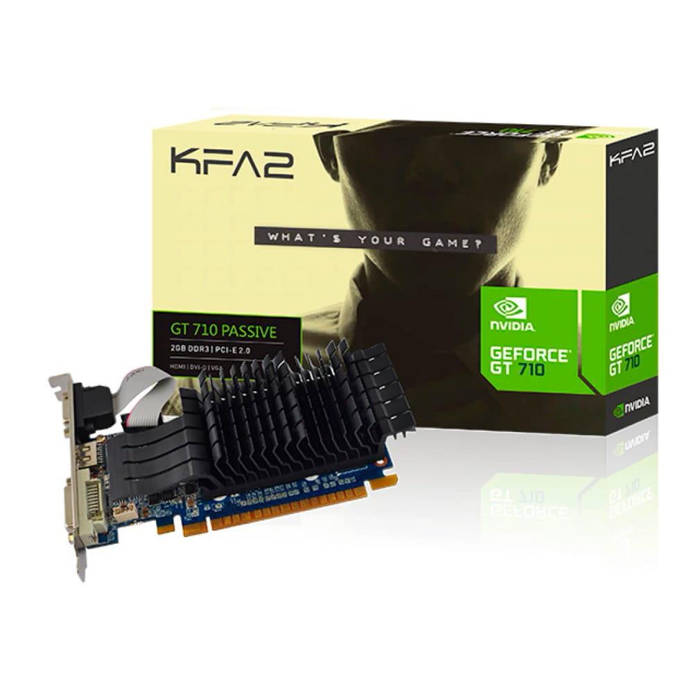 KFA2 GT 710 2Gb GDDR3