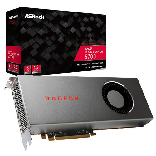 Asrock RX 5700 8Gb GDDR6