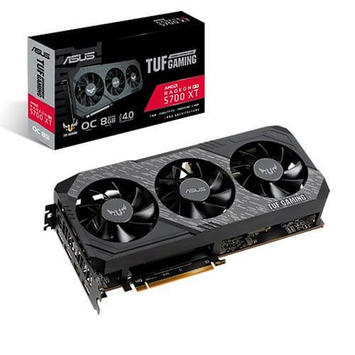 Asus TUF Gaming X3 Radeon RX 5700 XT OC. 8Gb GDDR6.
