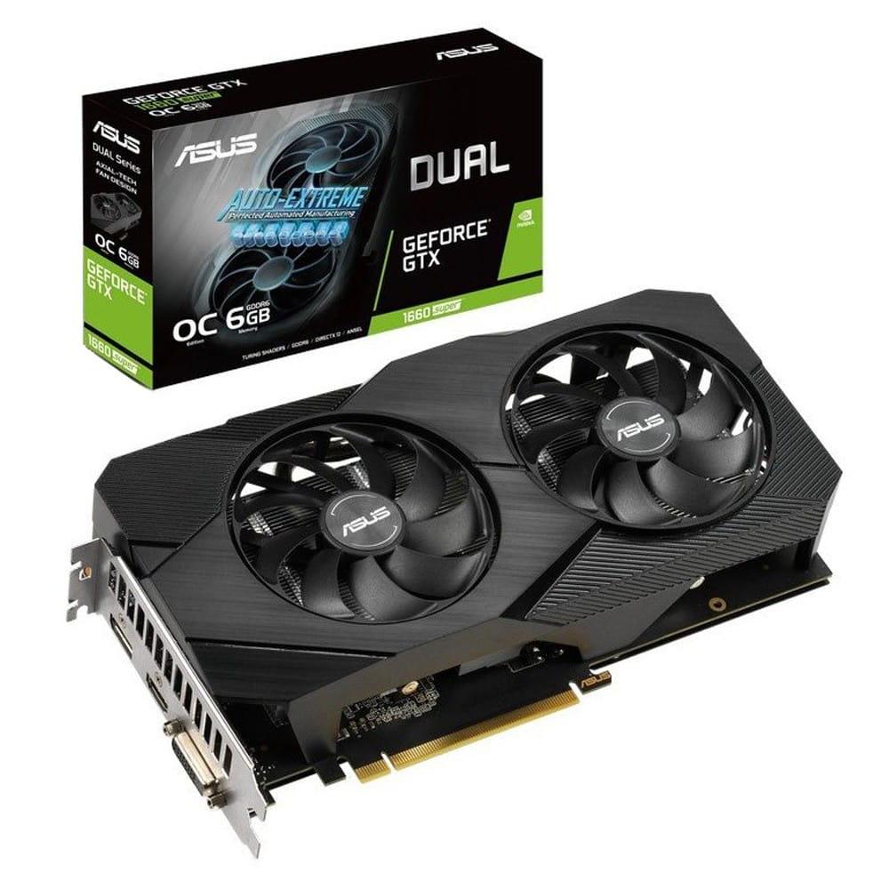Asus GTX 1660 Super OC Dual 6Gb GDDR6