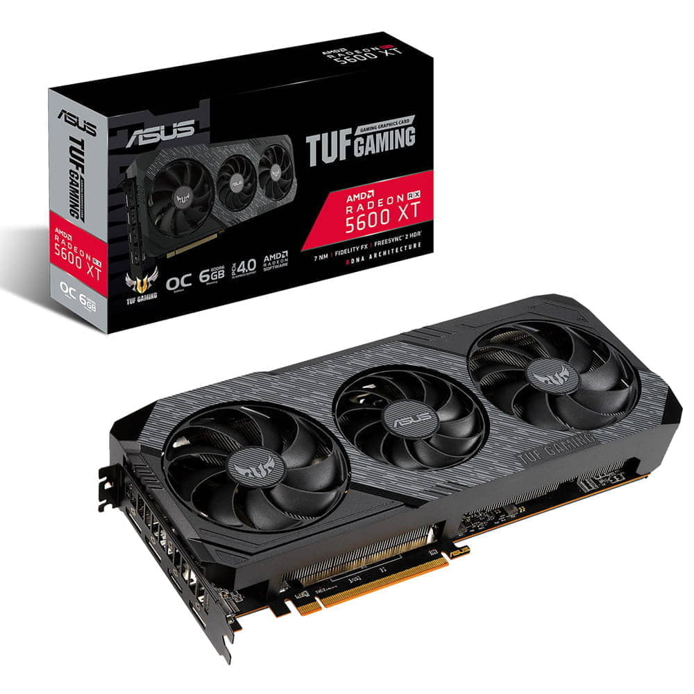 Asus TUF Gaming X3 Radeon RX 5600 XT EVO. 6Gb GDDR6.