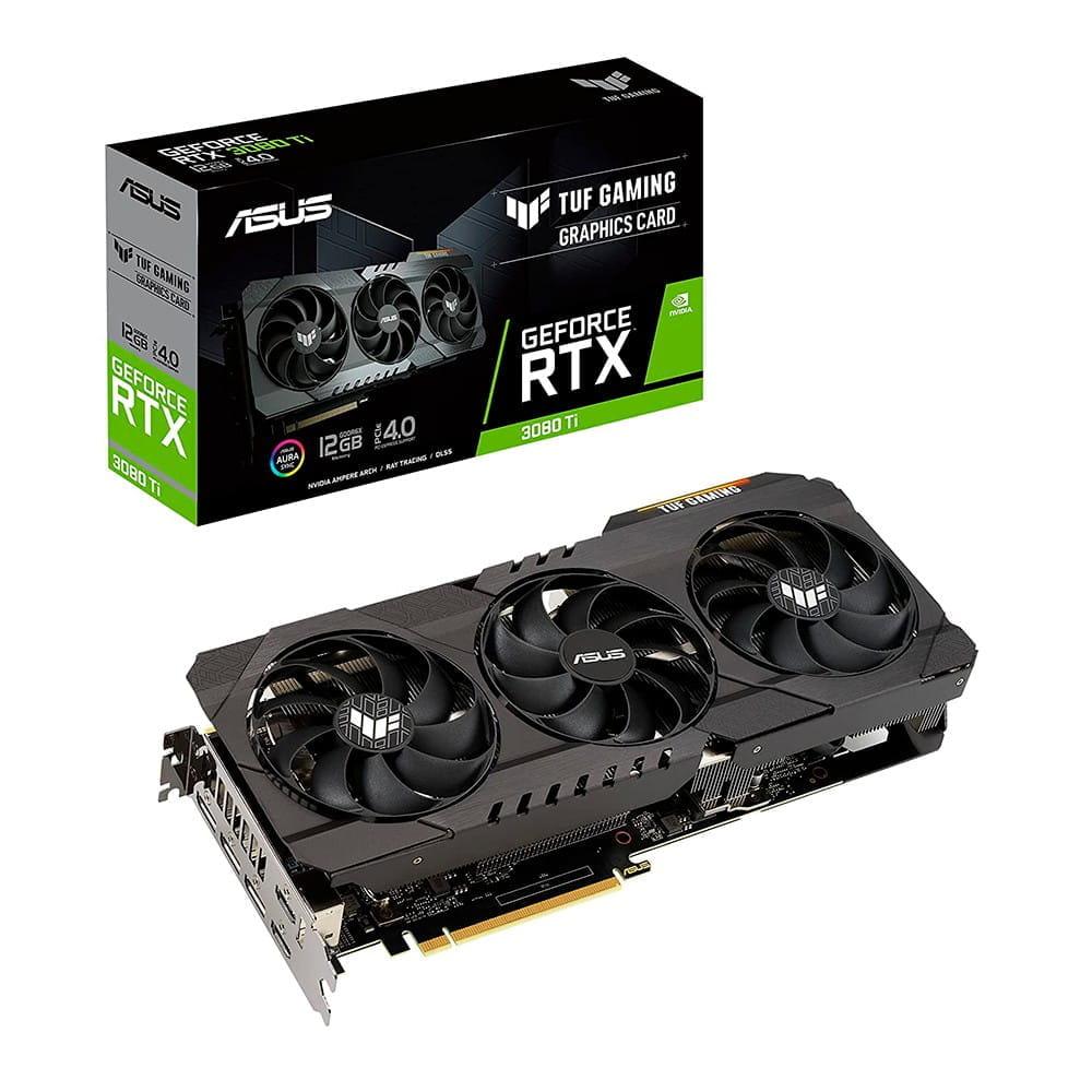 Asus TUF Gaming RTX 3080 Ti 12Gb GDDR6X