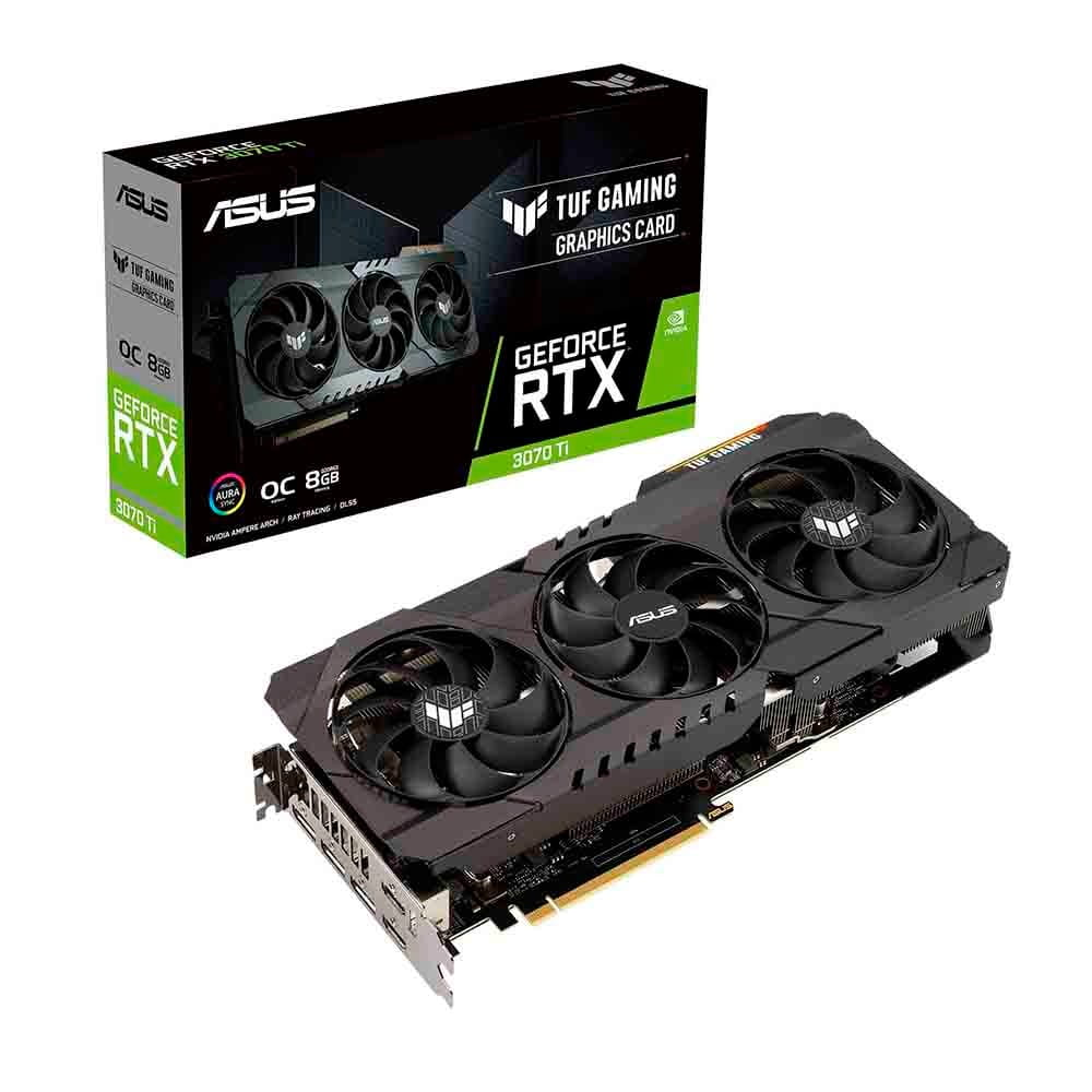 Asus TUF Gaming RTX 3070 Ti 8Gb GDDR6X