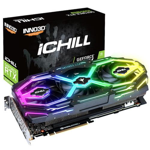 Inno3D RTX 2080 Super iChill X3 Ultra 8Gb GDDR6