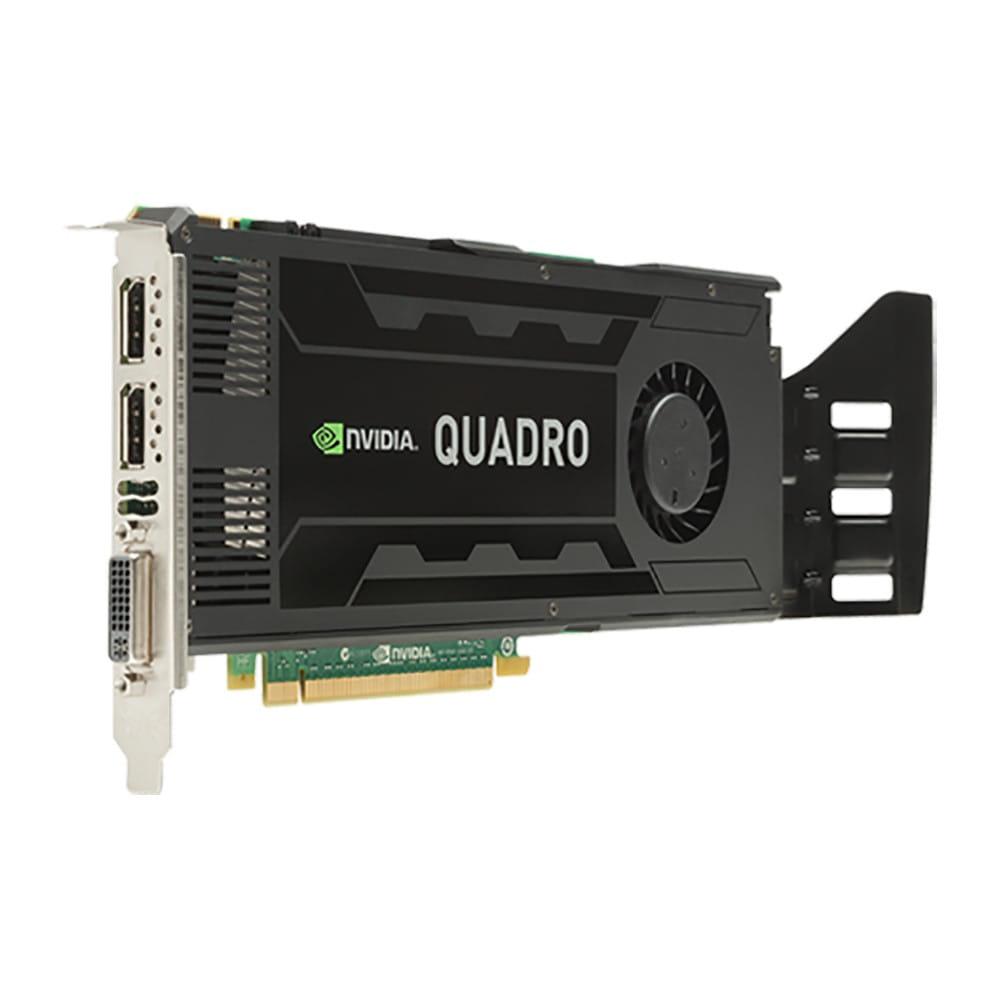 Hp Quadro K4000 3Gb GDDR5. BULK.