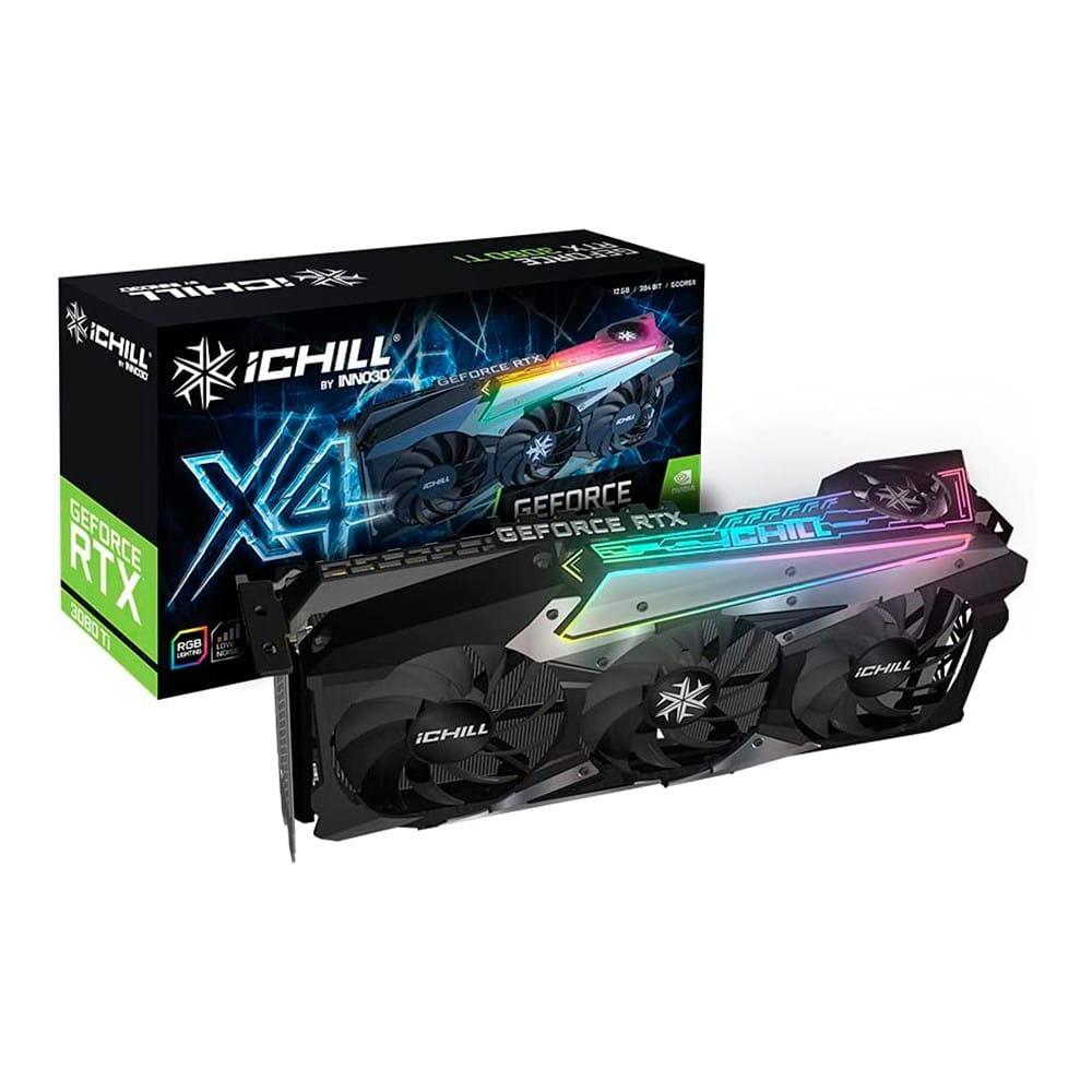 Inno3D RTX 3080 Ti iChill X4 12Gb GDDR6X