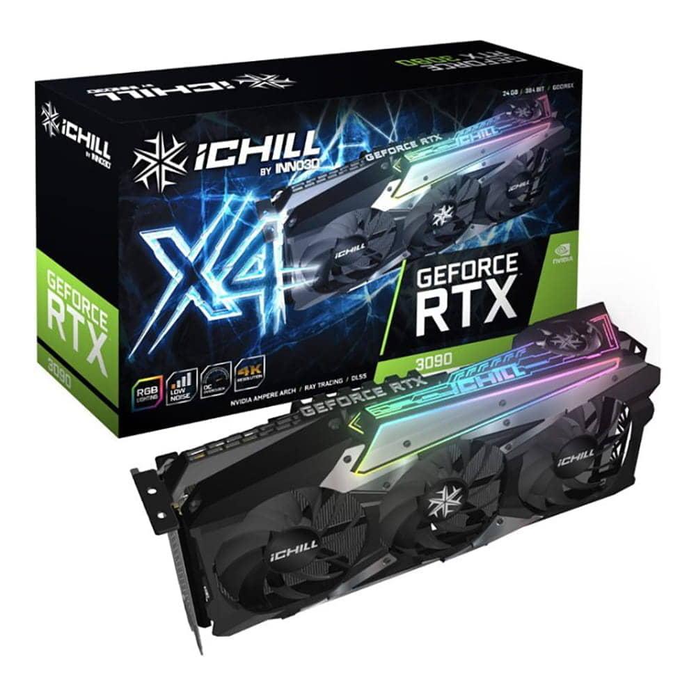 Inno3D RTX 3090 iChill x4