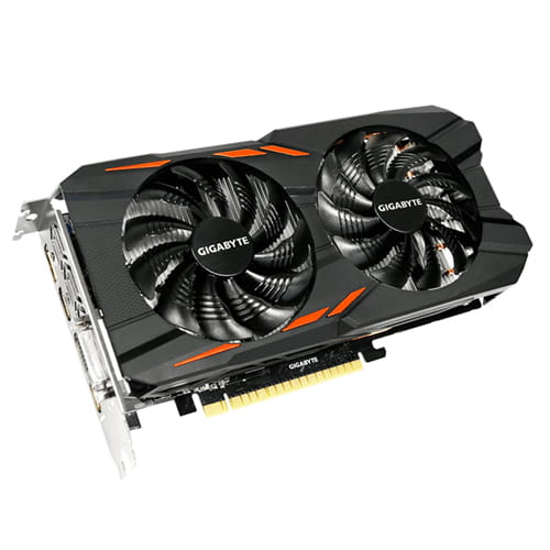 Gigabyte GTX1050 Windforce OC 2Gb GDDR5