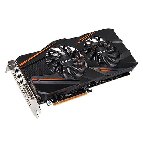 Gigabyte GTX1070 WindForce OC 8Gb GDDR5
