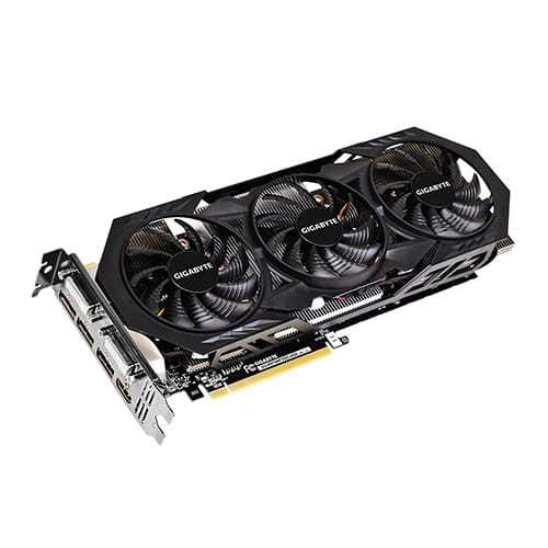 VGA GIGABYTE GTX970 OC 4GB refurbished