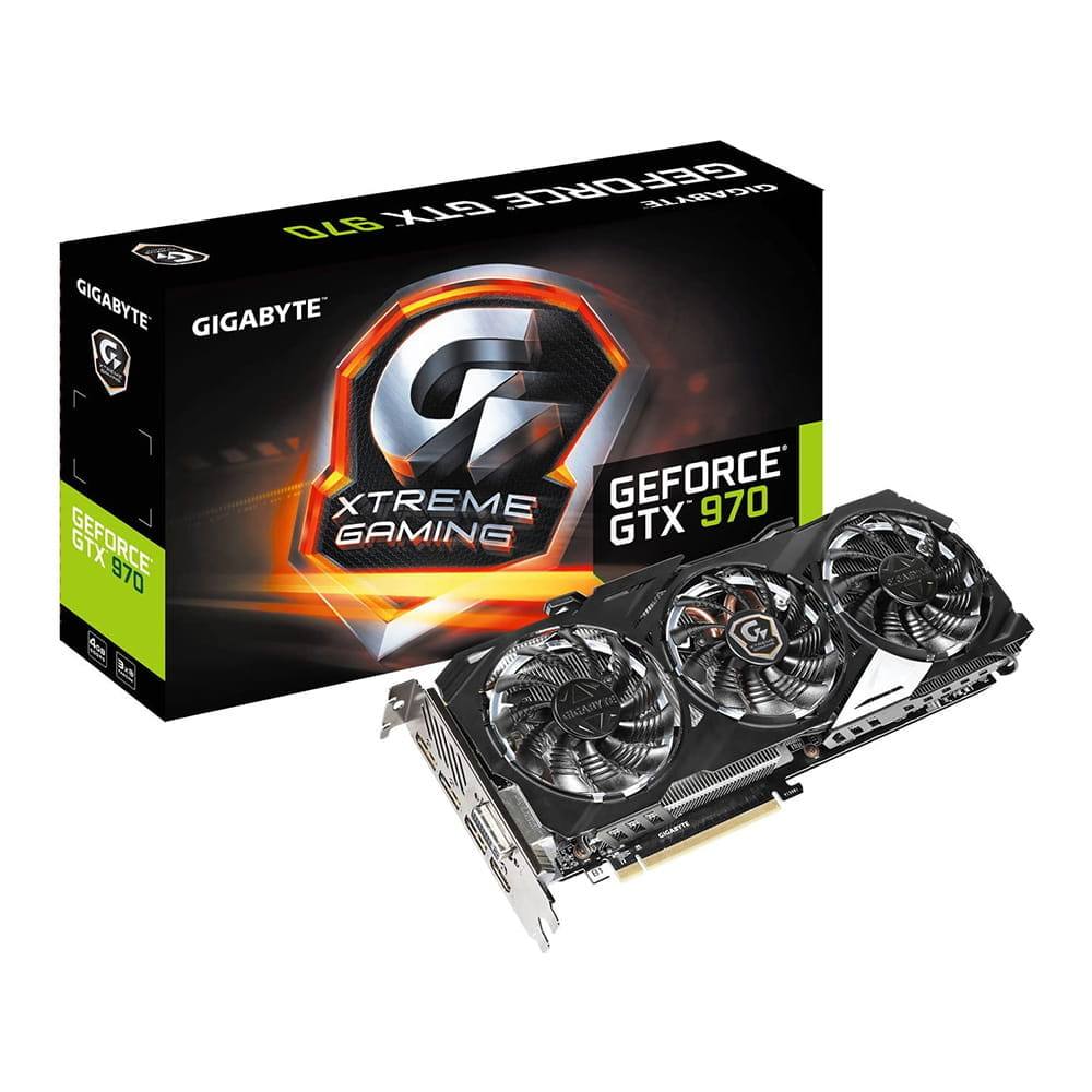 Gigabyte GTX 970 Extreme Gaming 4Gb GDDR5 - REFURBISHED
