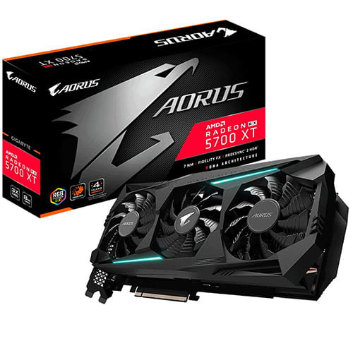 Gigabyte Aorus RX 5700 XT 8Gb GDDR6