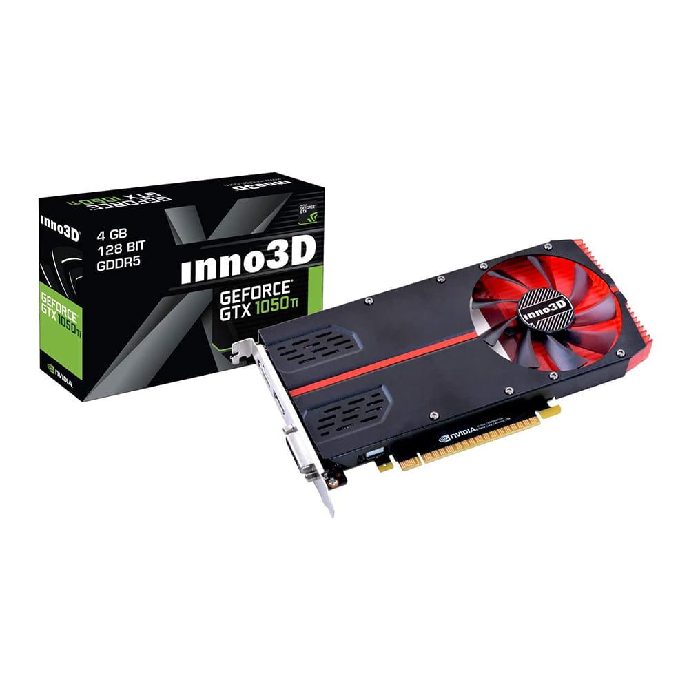 Inno3D GTX 1050 Ti 4Gb GDDR5