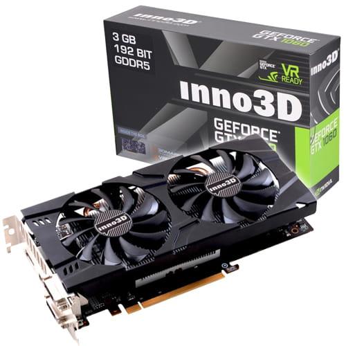 Inno3D GTX1060 X2 3Gb GDDR5
