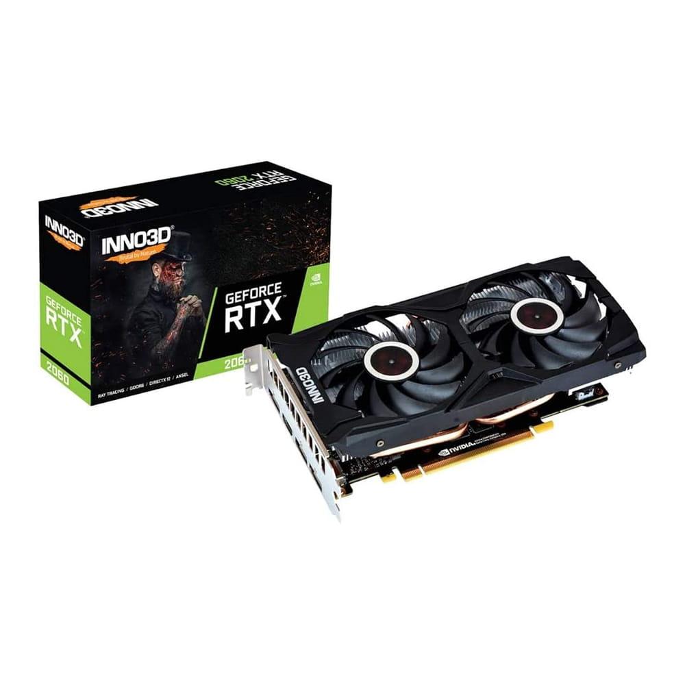 Inno3D RTX 2060 Twin X2 6Gb GDDR6 - N20602-06D6-1710VA15L