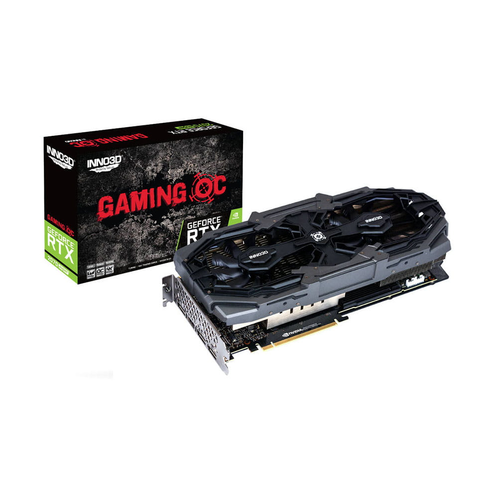 Inno3D RTX 2060 Super Gaming OC X2 8Gb GDDR6