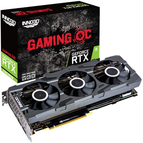 Inno3D RTX 2080 Super Gaming OC X3 8Gb GDDR6